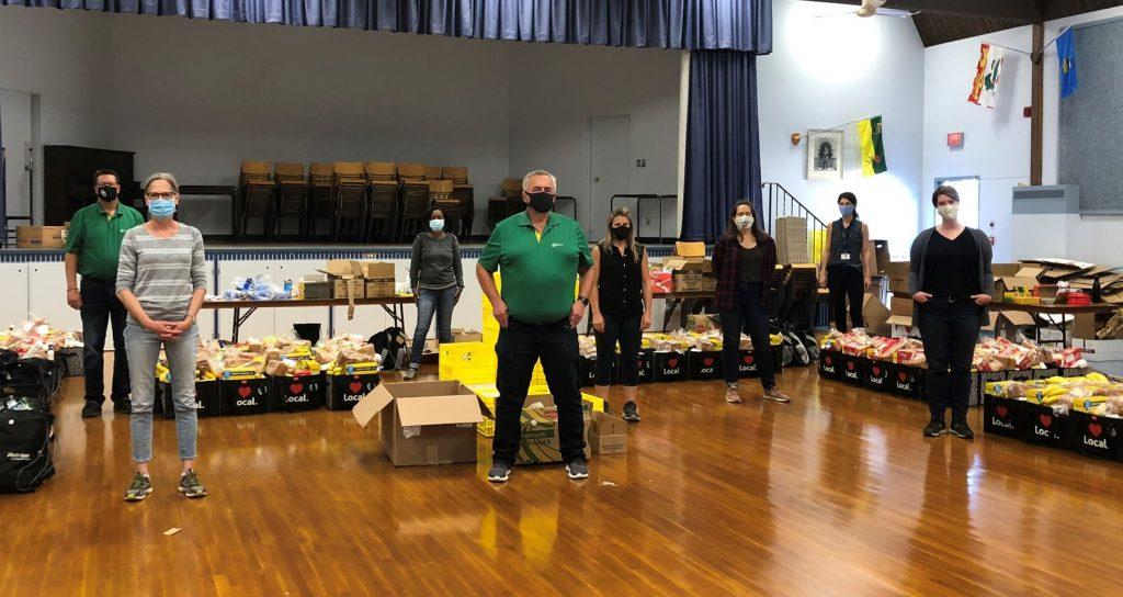 Cheer Crate Volunteers