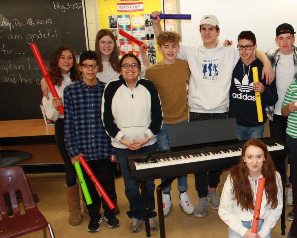 Musical mentorship